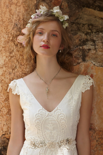 Debra Moreland PEARL Muscat Necklace | BHLDN