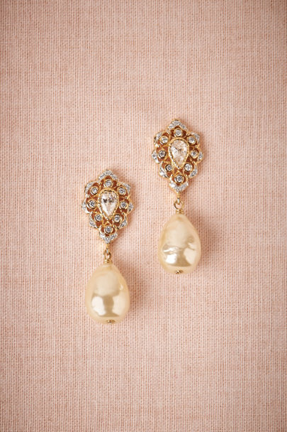 PEARL Felicita Earrings | BHLDN