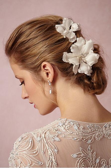 Magnolia Hairpins (2)