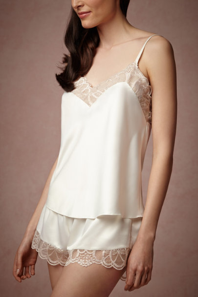 ivory Cosette Camisole | BHLDN