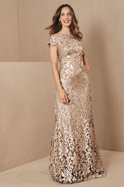 View larger image of Tadashi Shoji Odette Sequin Dress