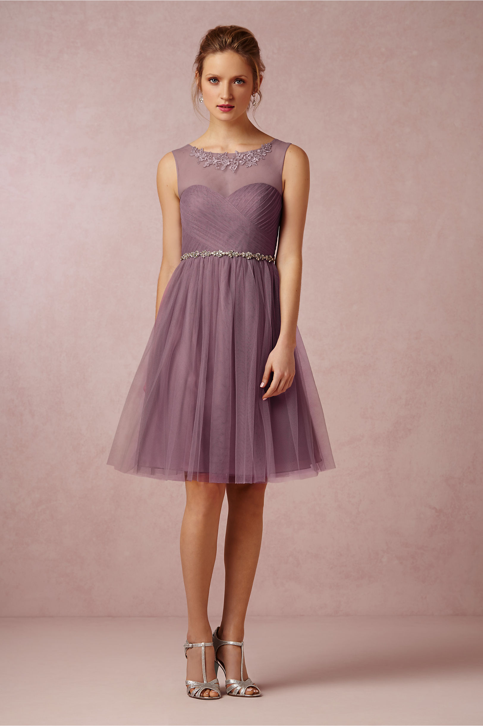 15593e2dee2 Jenny Yoo soft plum Chloe Dress