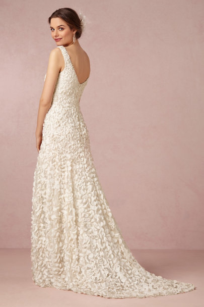 ivory Emma Gown | BHLDN