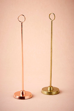 Golden Spindle Cardholder