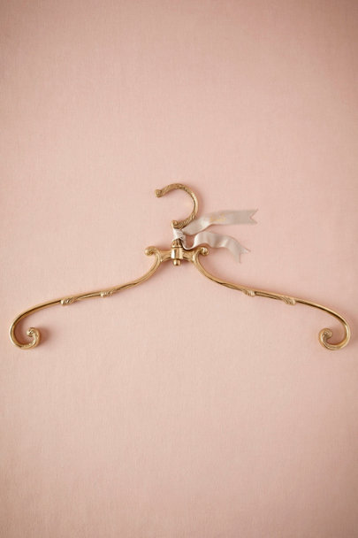 Gold French Market Hanger | BHLDN