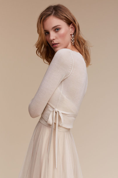 Ivy & Aster Ivory Angelina Wrap | BHLDN