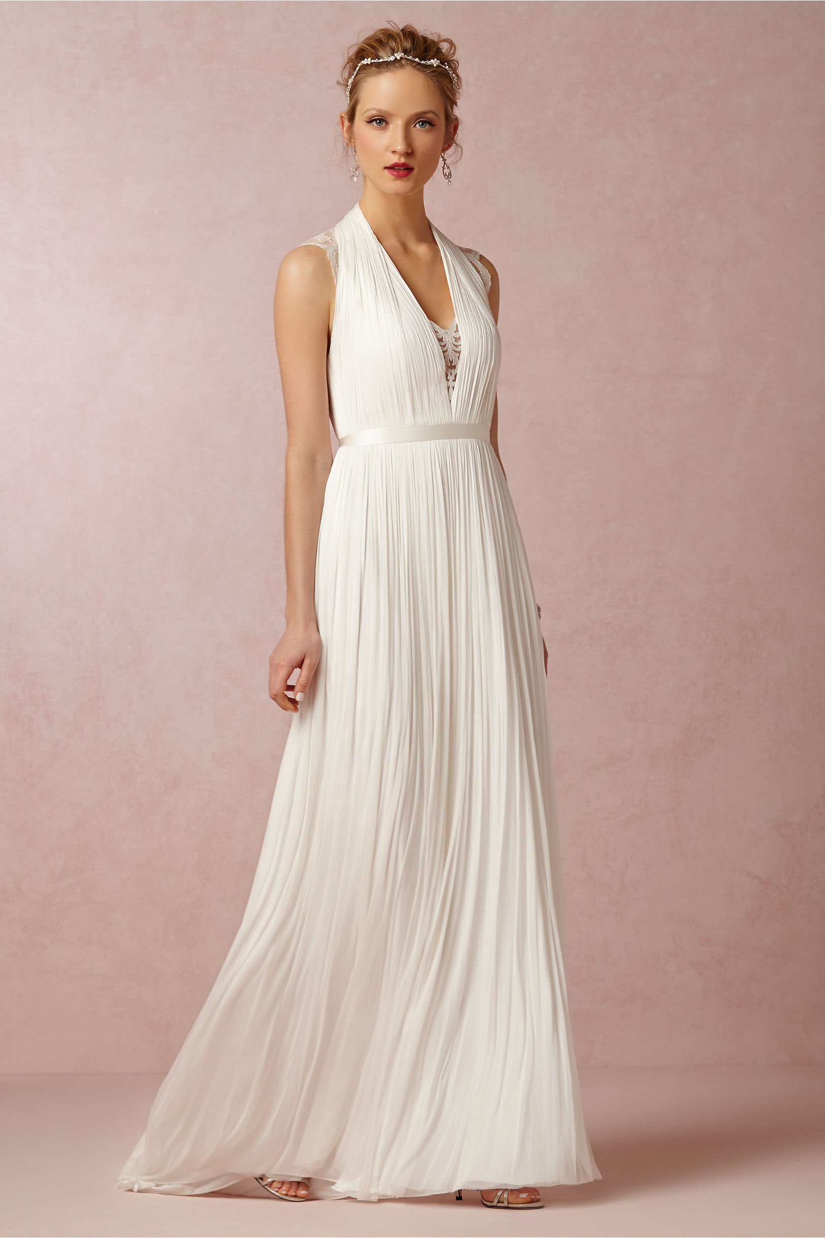 Wing Gown in Bride | BHLDN