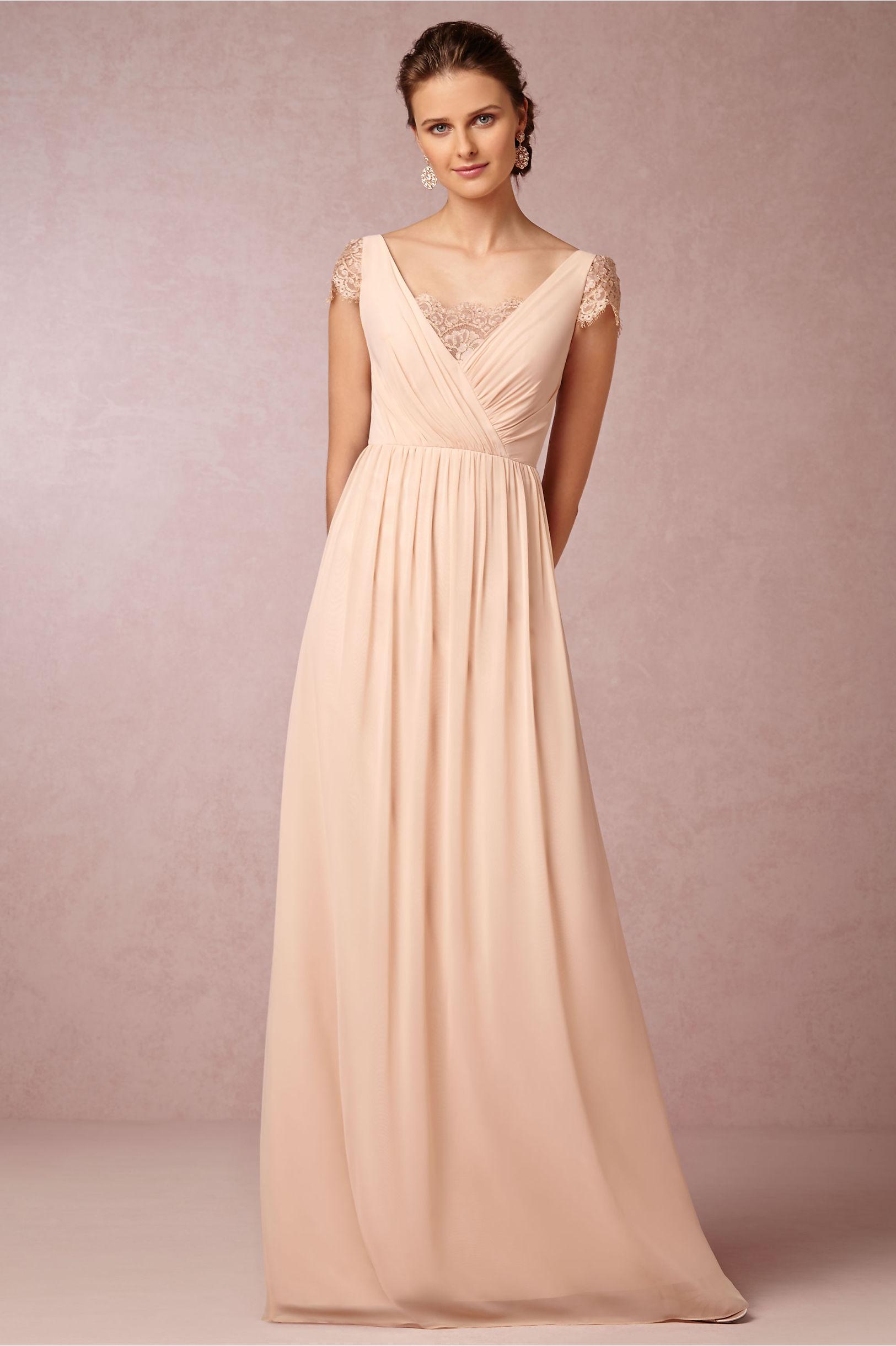 Evangeline Dress in New | BHLDN