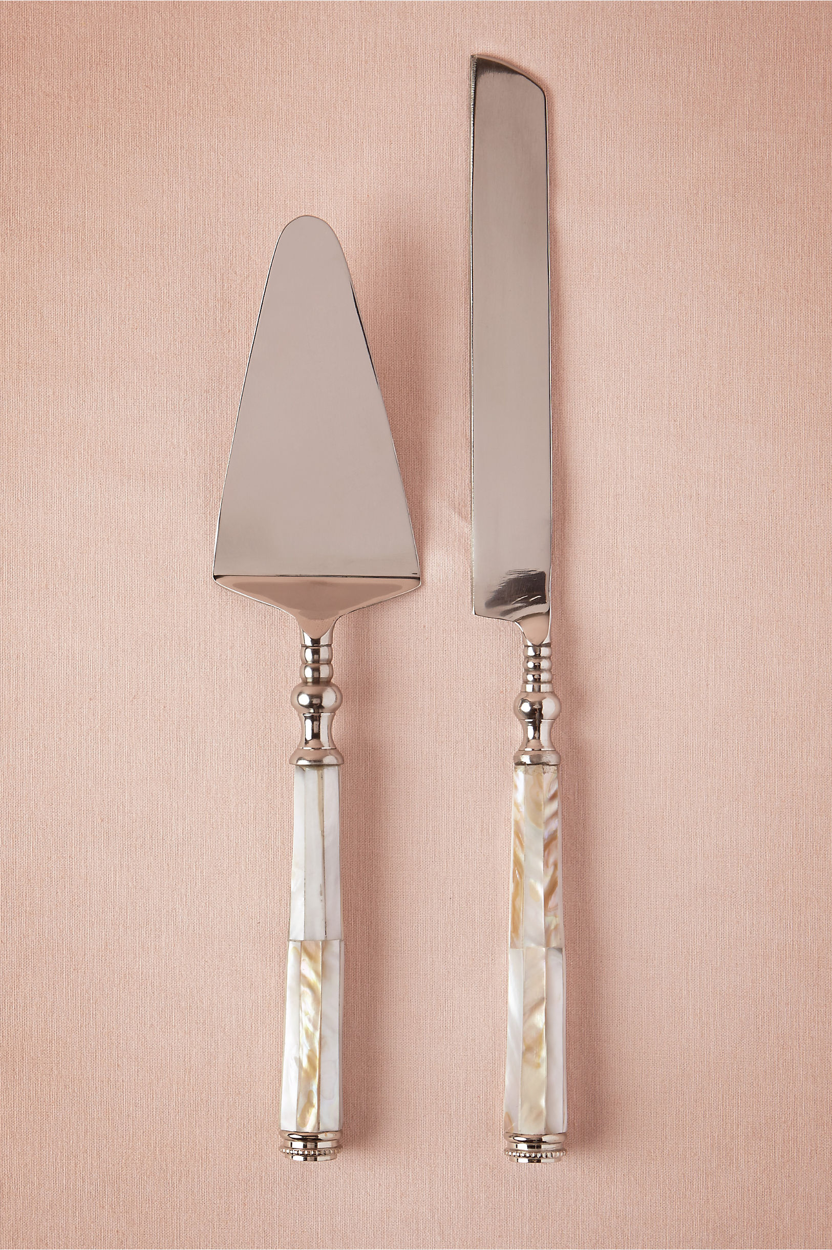 Pearled Serving Set in Sale | BHLDN