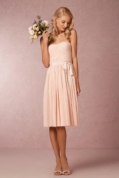 Blush Cordelia Dress Bhldn