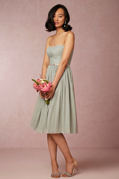 sea glass Cordelia Dress | BHLDN