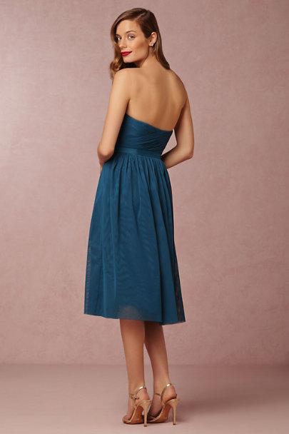 Lapis Cordelia Dress Bhldn