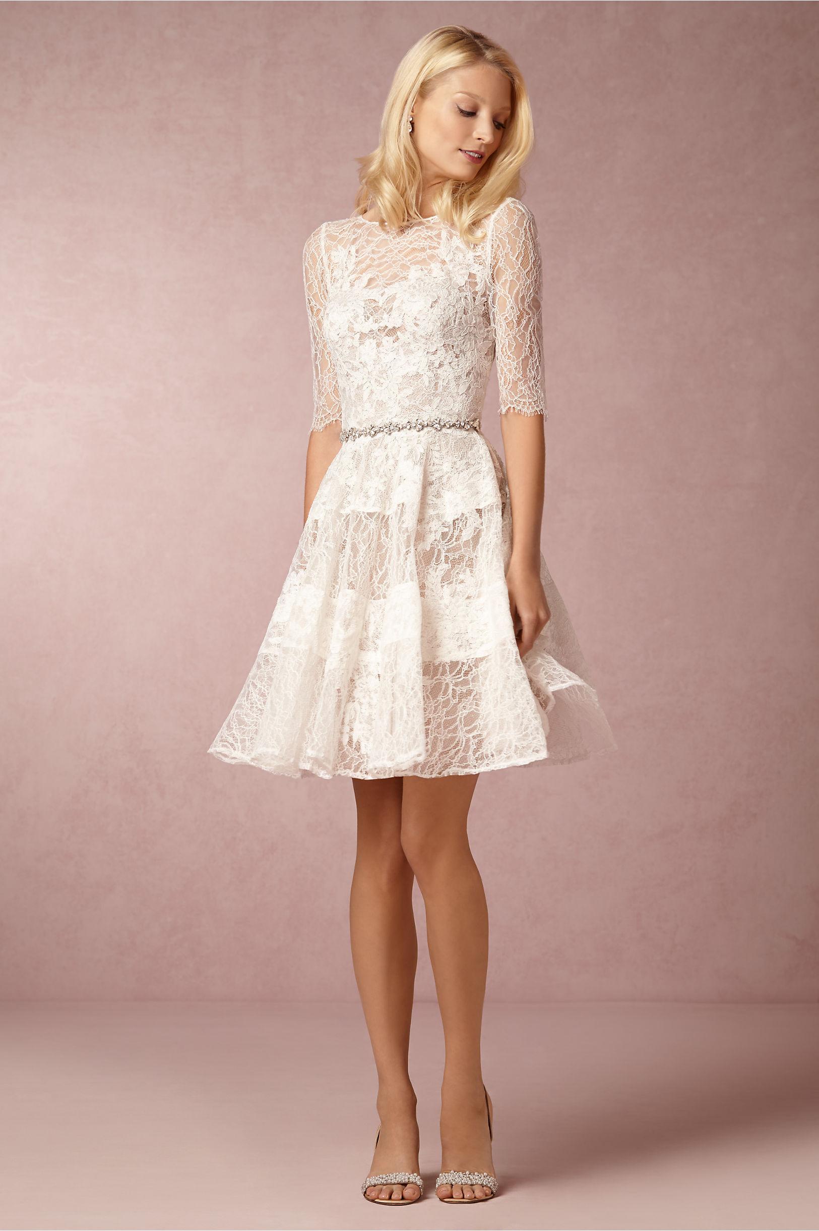 Barletta Dress in Bride | BHLDN