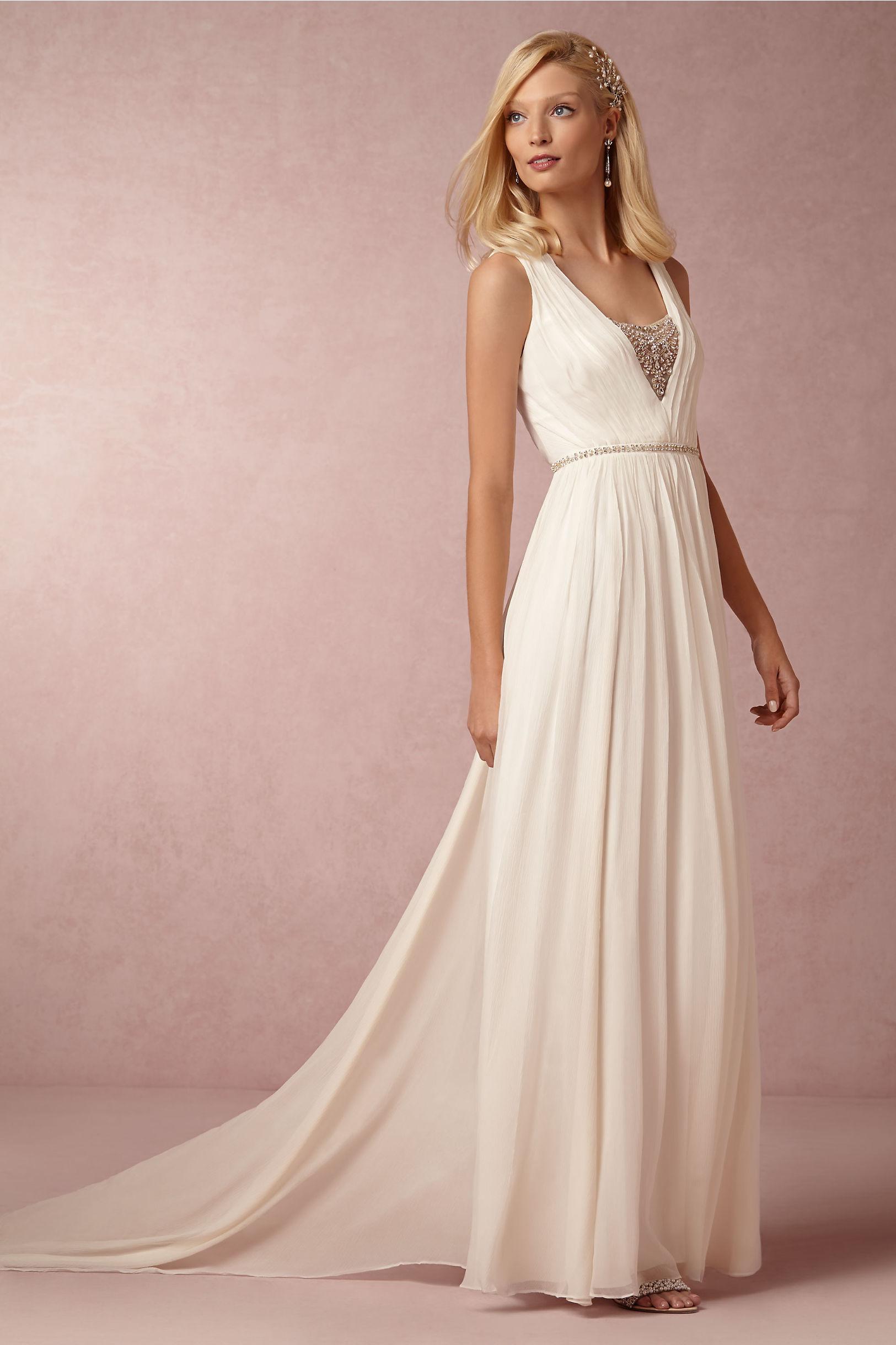 Millie gown in bride bhldn nicole miller ivory millie gown bhldn junglespirit Gallery