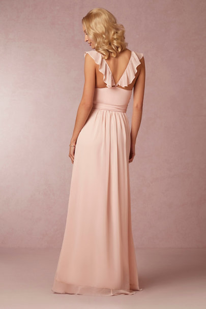 Blush Polly Dress Bhldn