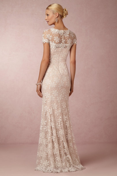 Nova Lace Gown in New | BHLDN