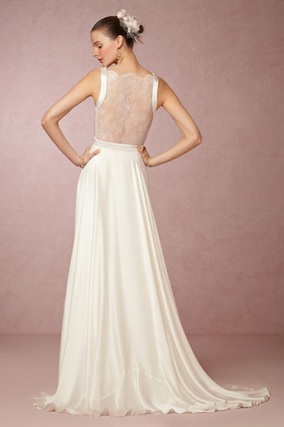 Catherine Deane Snow Angel Gown | BHLDN