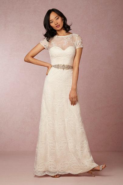 ebf3ff38626f ... Catherine Deane Cream Avery Gown | BHLDN ...