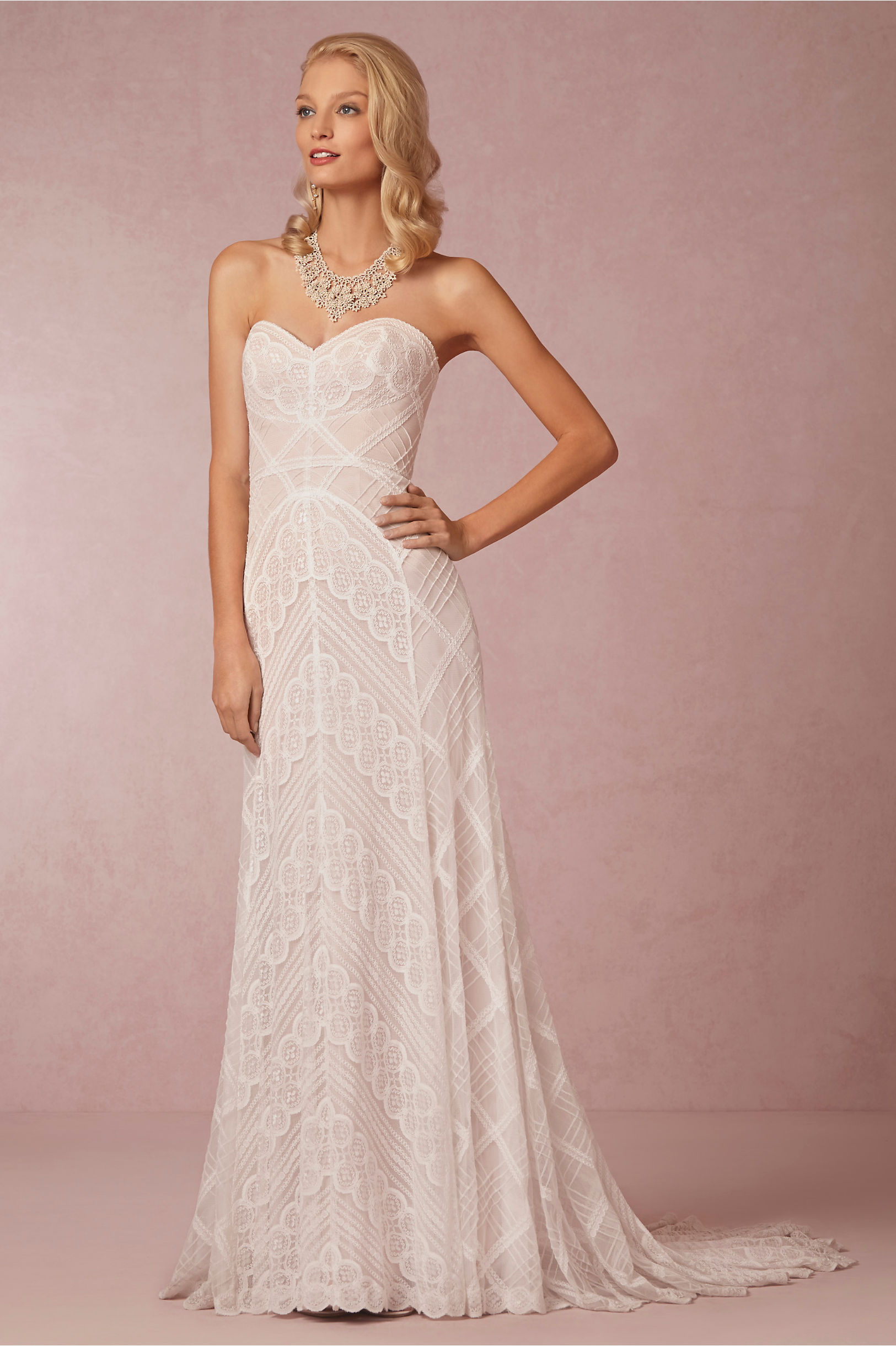 Gigi Gown in Bride | BHLDN