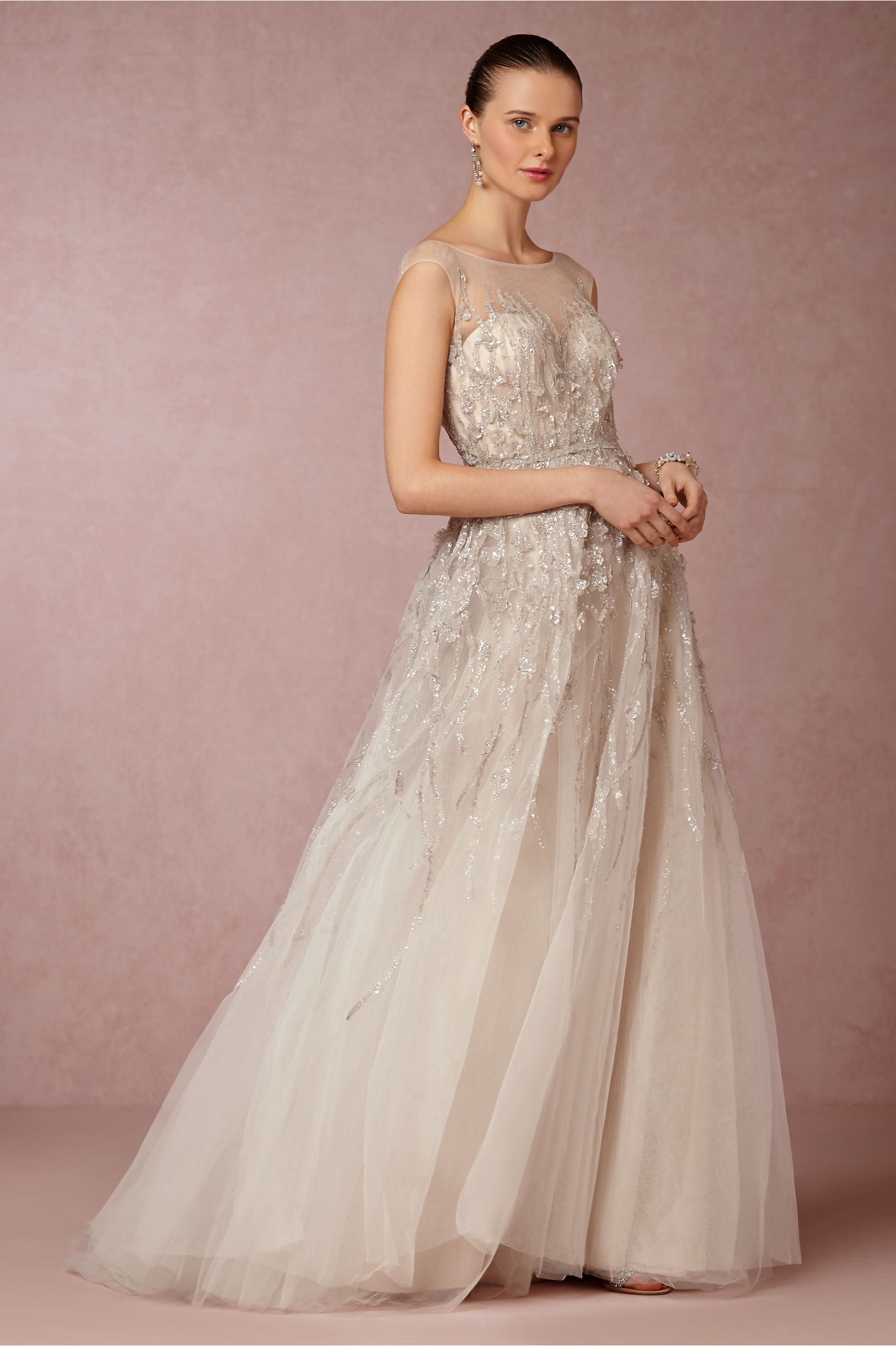 Wisteria Gown in New & Noteworthy | BHLDN