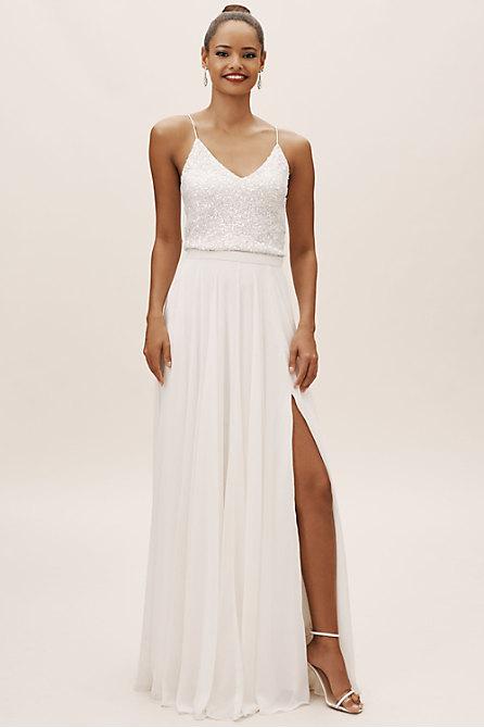 Saraya Top & Atwell Skirt