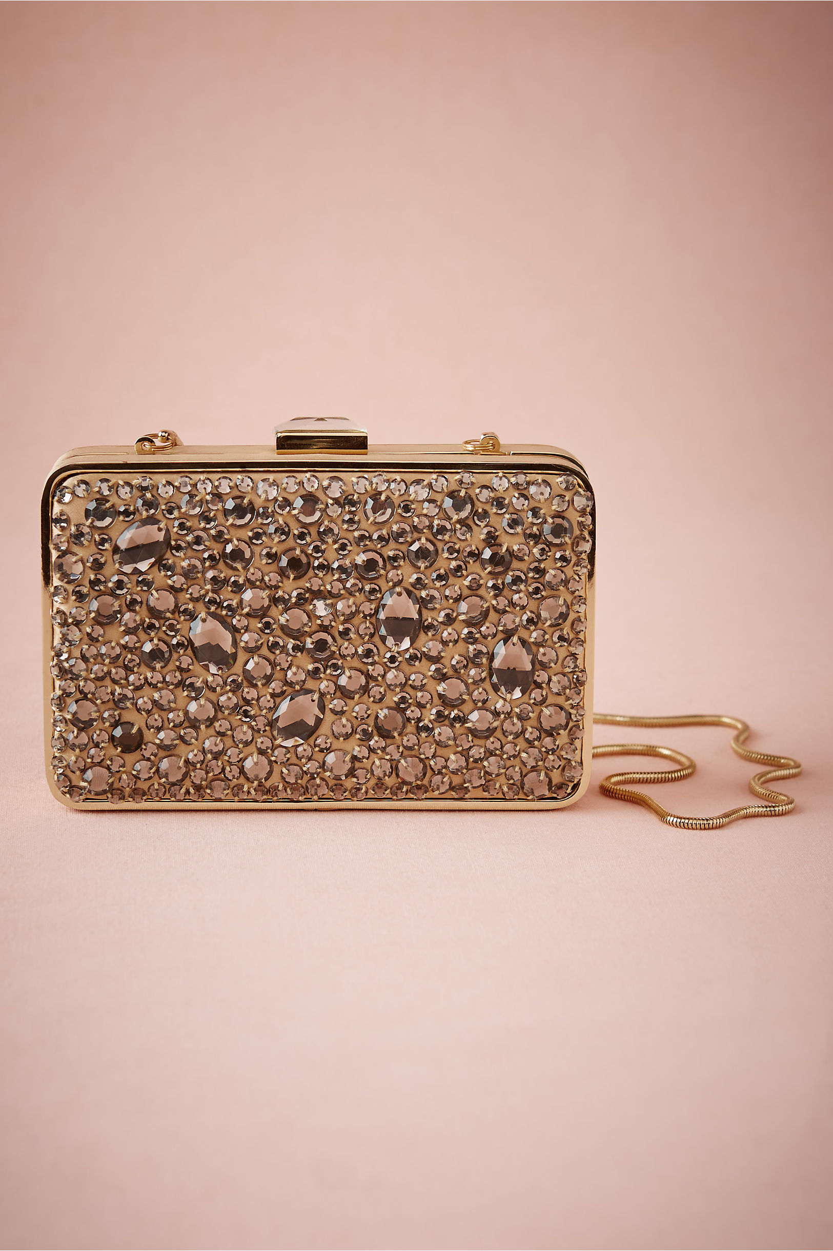 Ambre Box Clutch in Shoes & Accessories | BHLDN