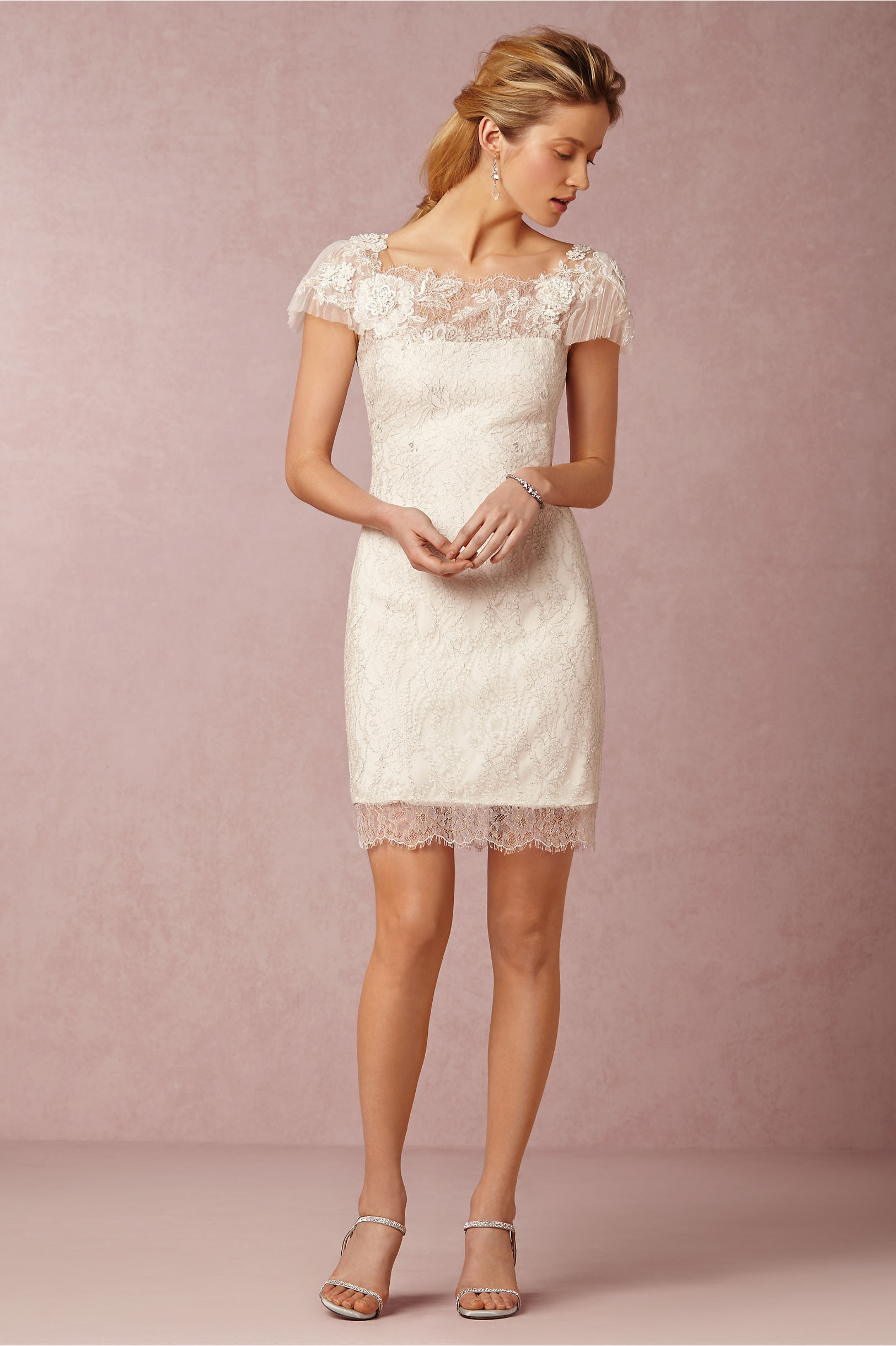 Shined Cocktail Dress in New & Noteworthy | BHLDN