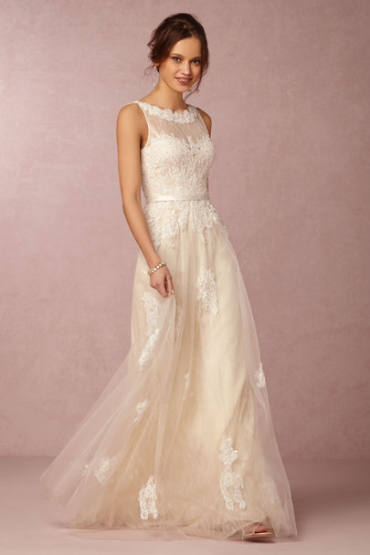 Georgia Gown Bhldn