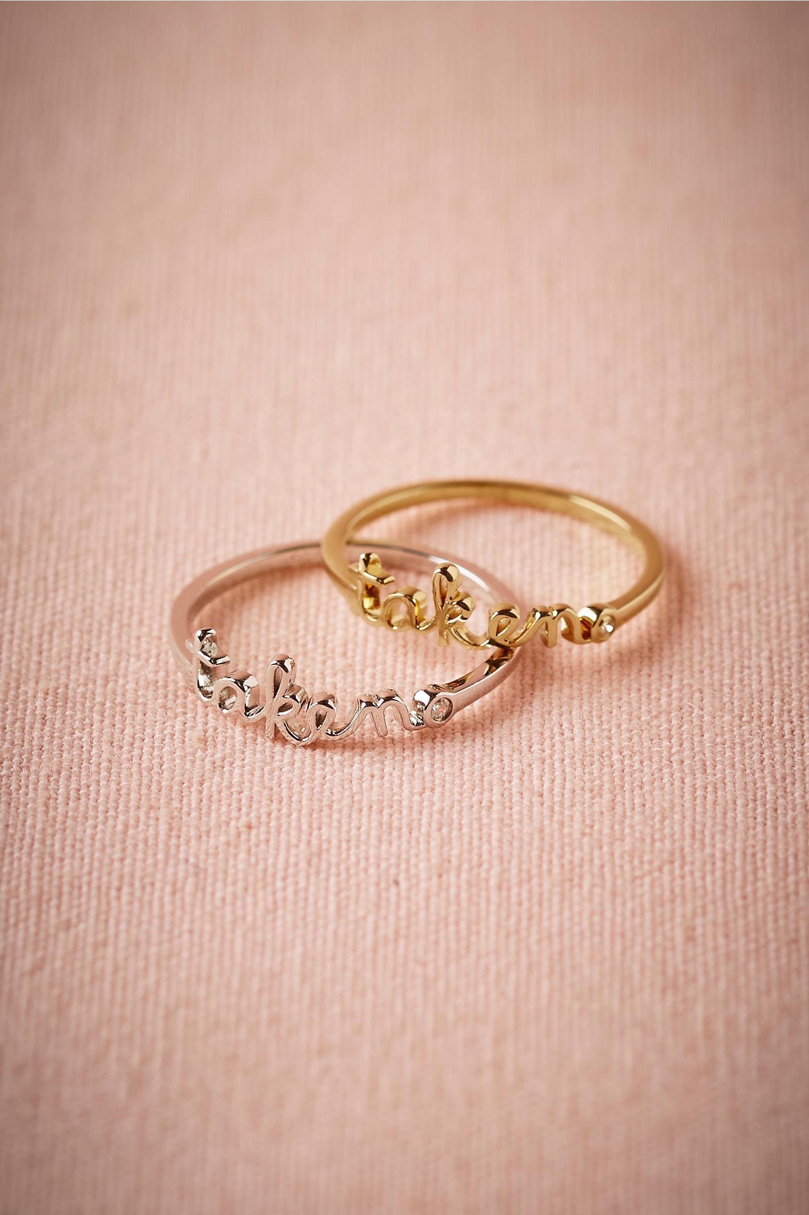 Taken Ring in New & Noteworthy | BHLDN