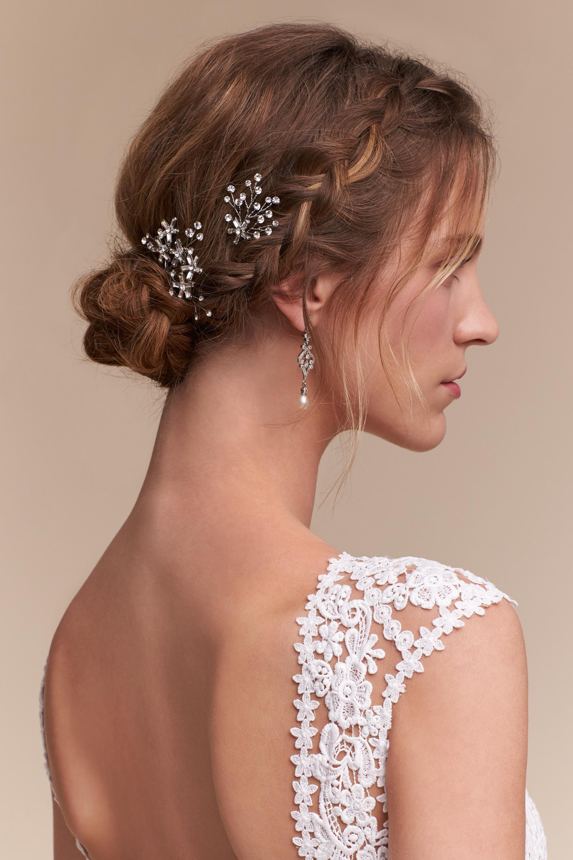 bridal headpieces & beach wedding headpieces | bhldn