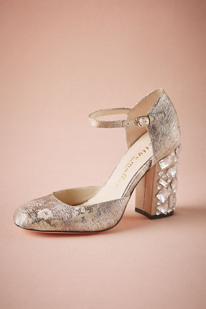 Crystal Crystal Mosaic Pumps | BHLDN