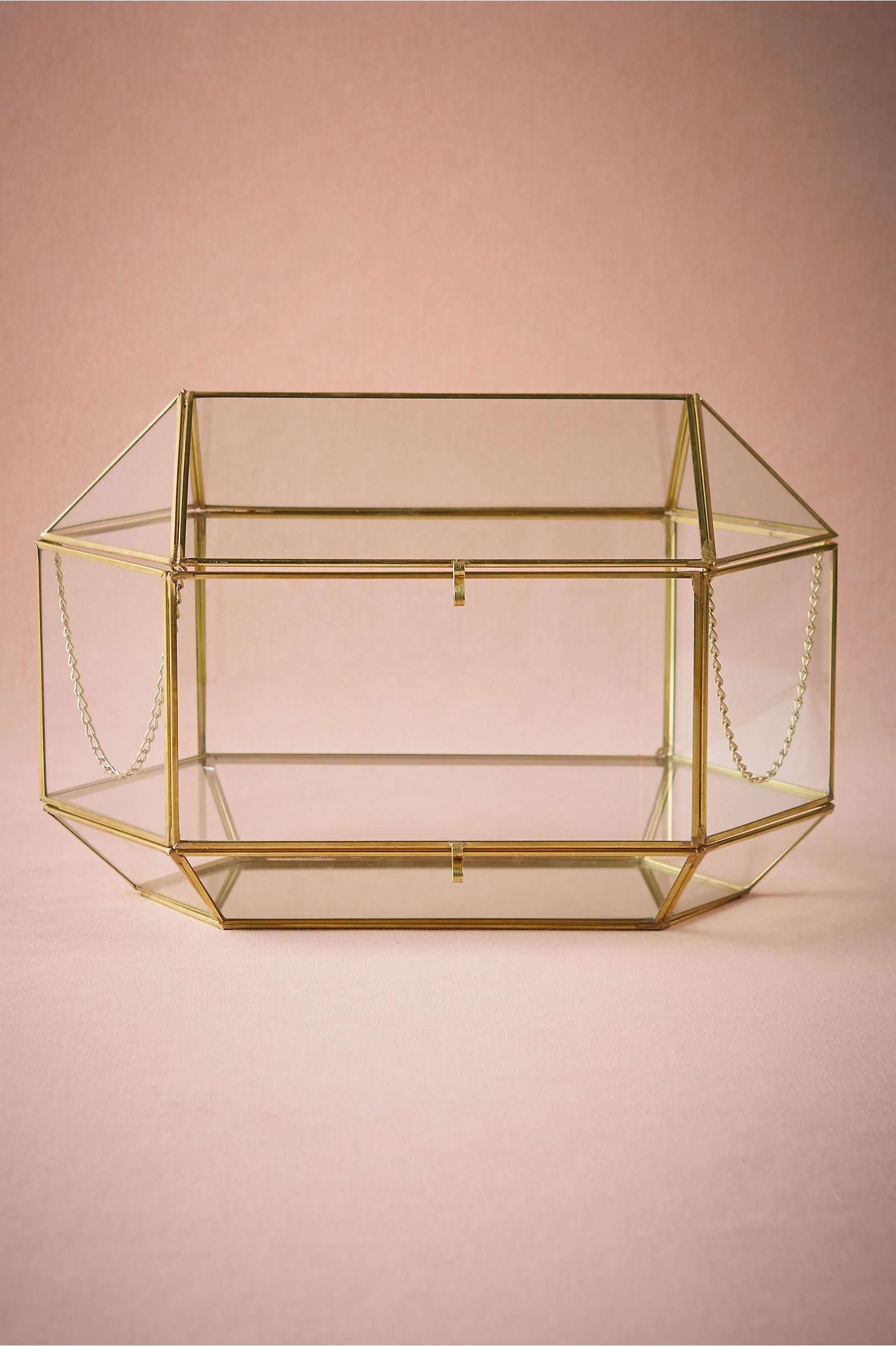 Clear Conservatory Envelope Holder Bhldn