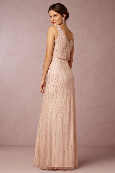 a3b545a4eb ... Adrianna Papell Blush Brooklyn Dress