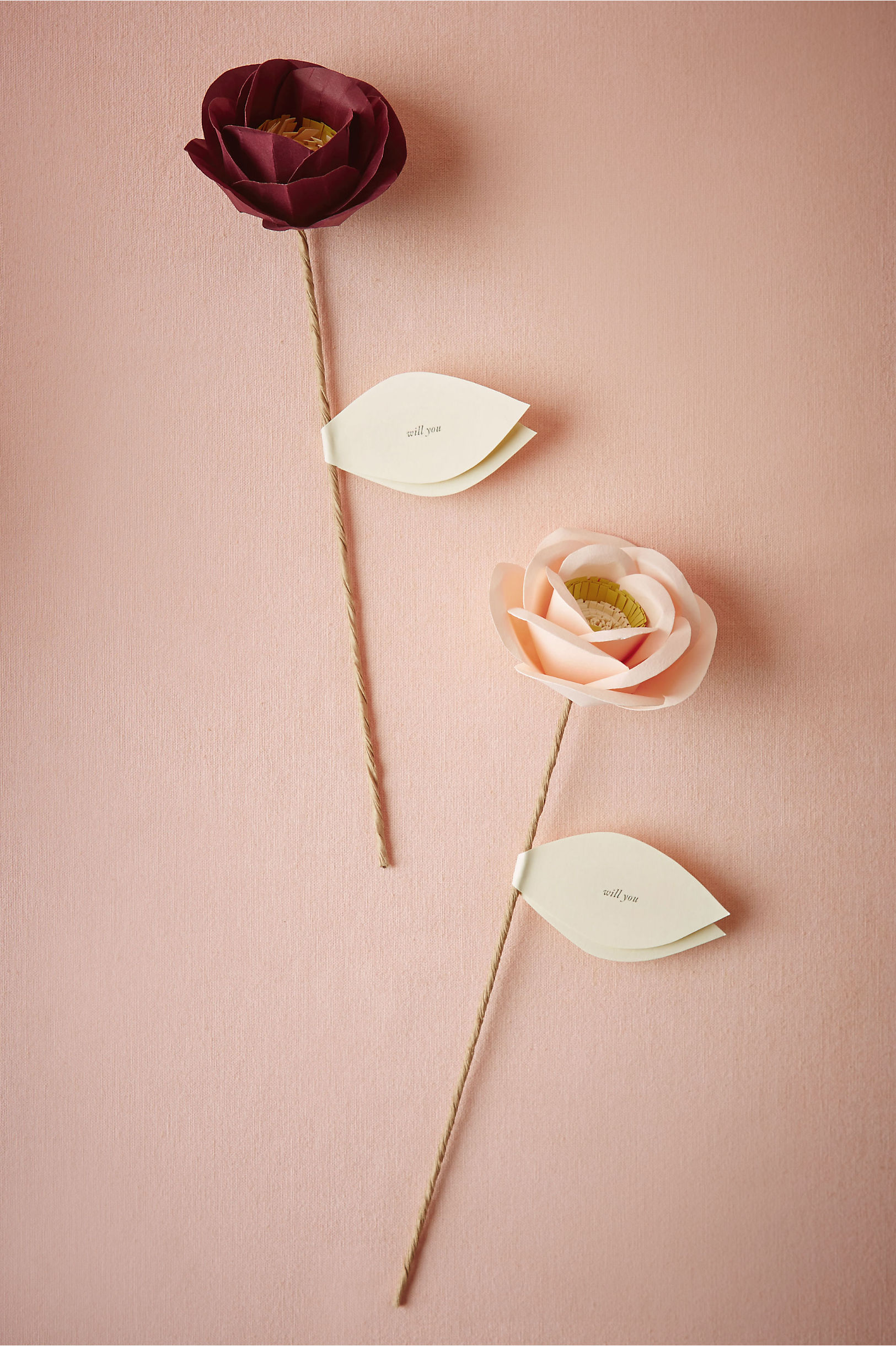 Will You Be My Bridesmaid Bloom in Décor & Gifts | BHLDN