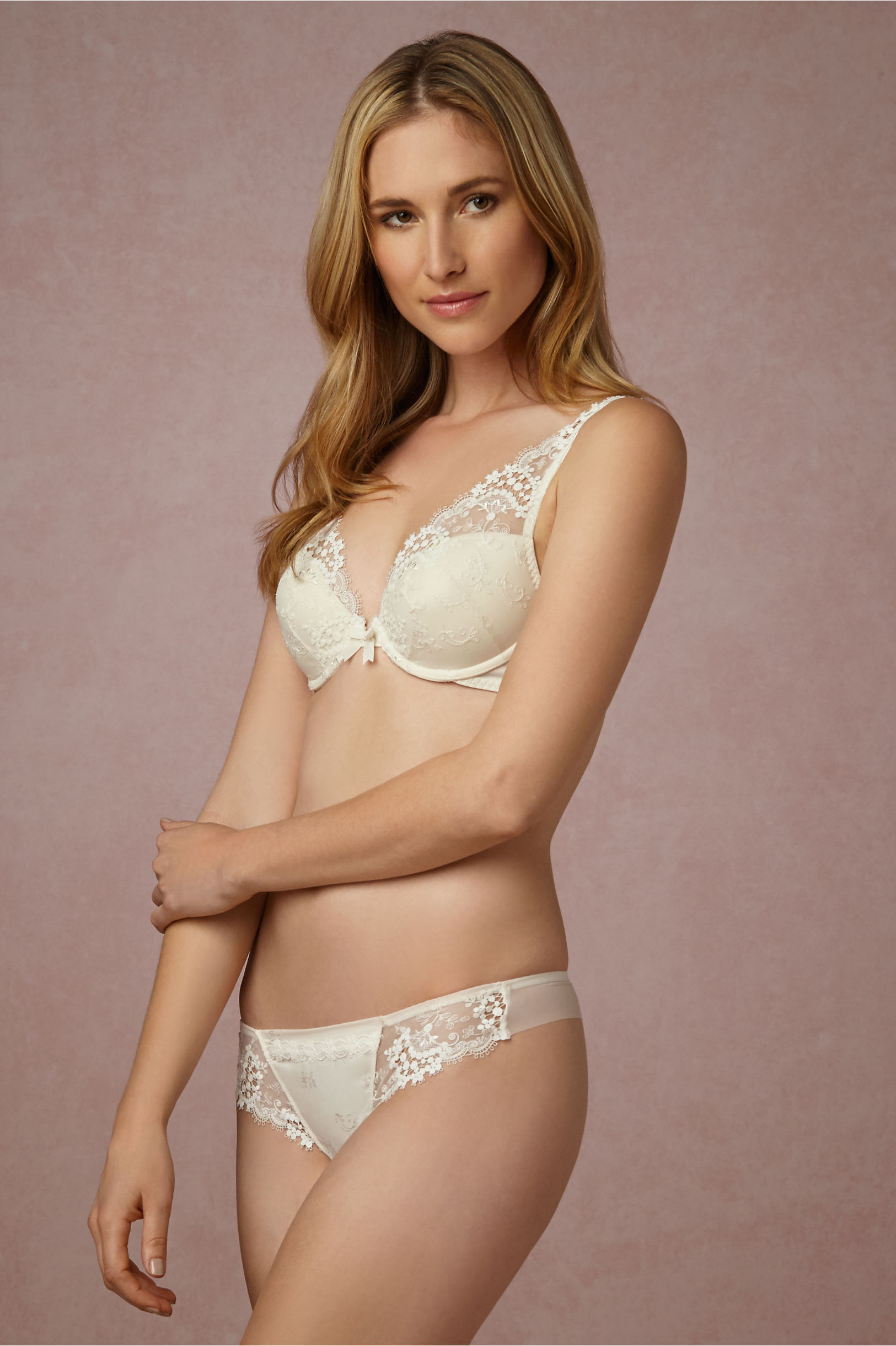 Floreal Contour Bra in Sale | BHLDN
