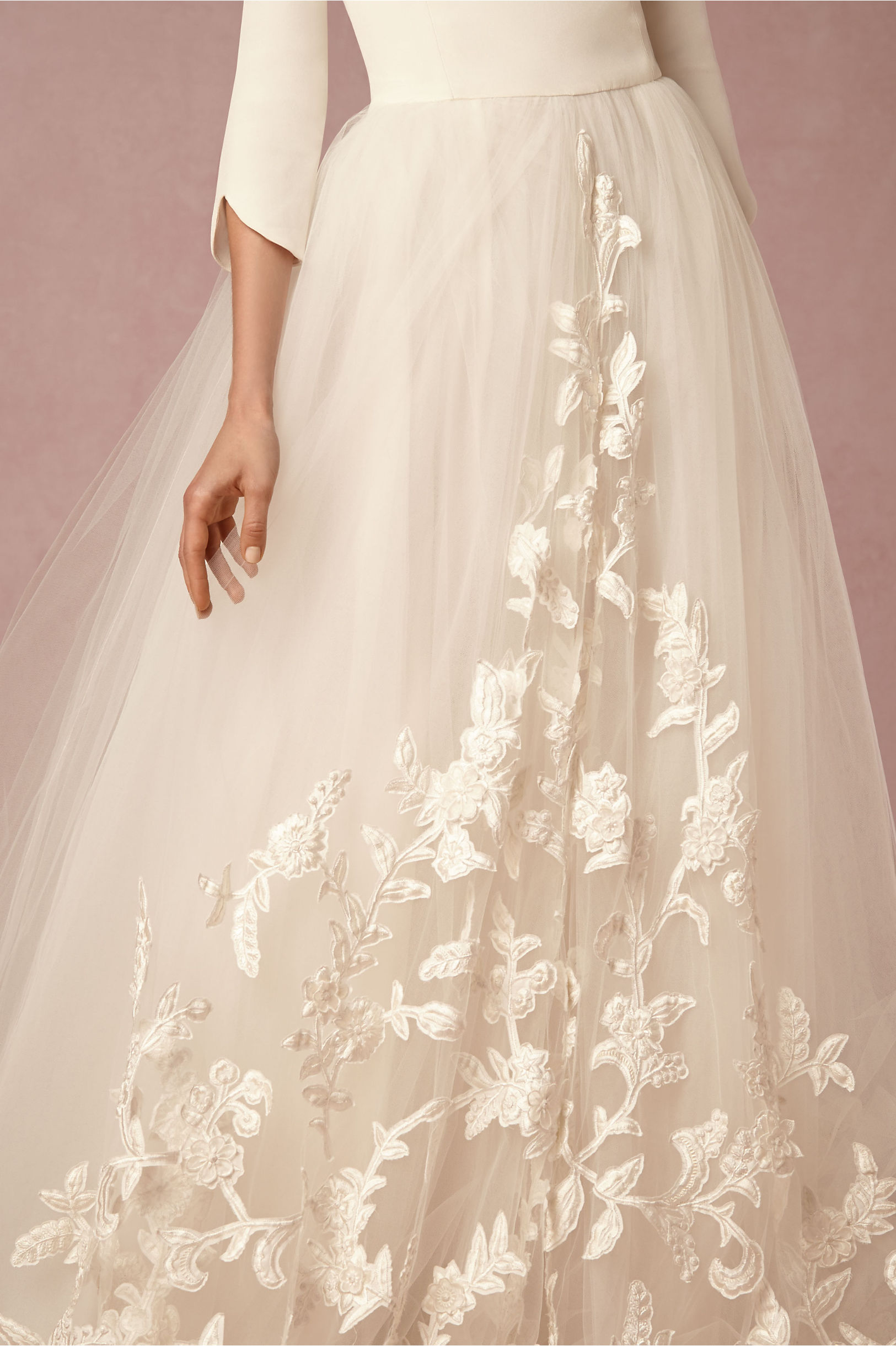 Grace Gown in New   BHLDN