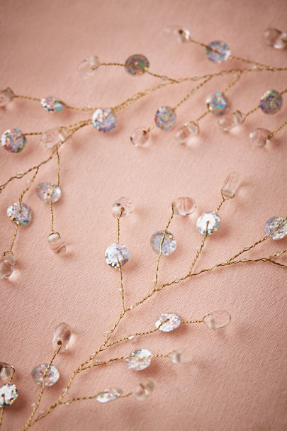 Gold Dewdrop Garland | BHLDN