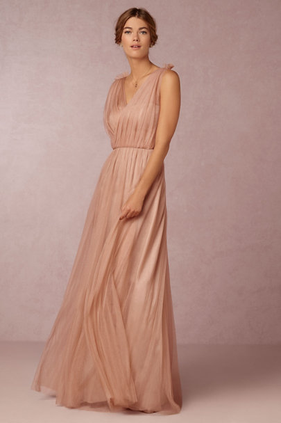 de758fd07312 Feather Emmy Dress