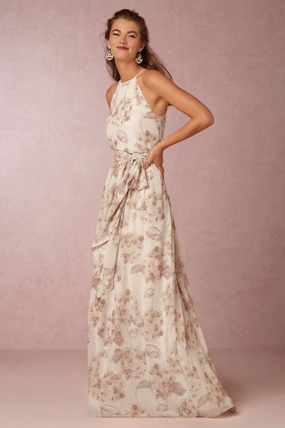 2a36fa93835 Donna Morgan Dusty Pink Alana Dress