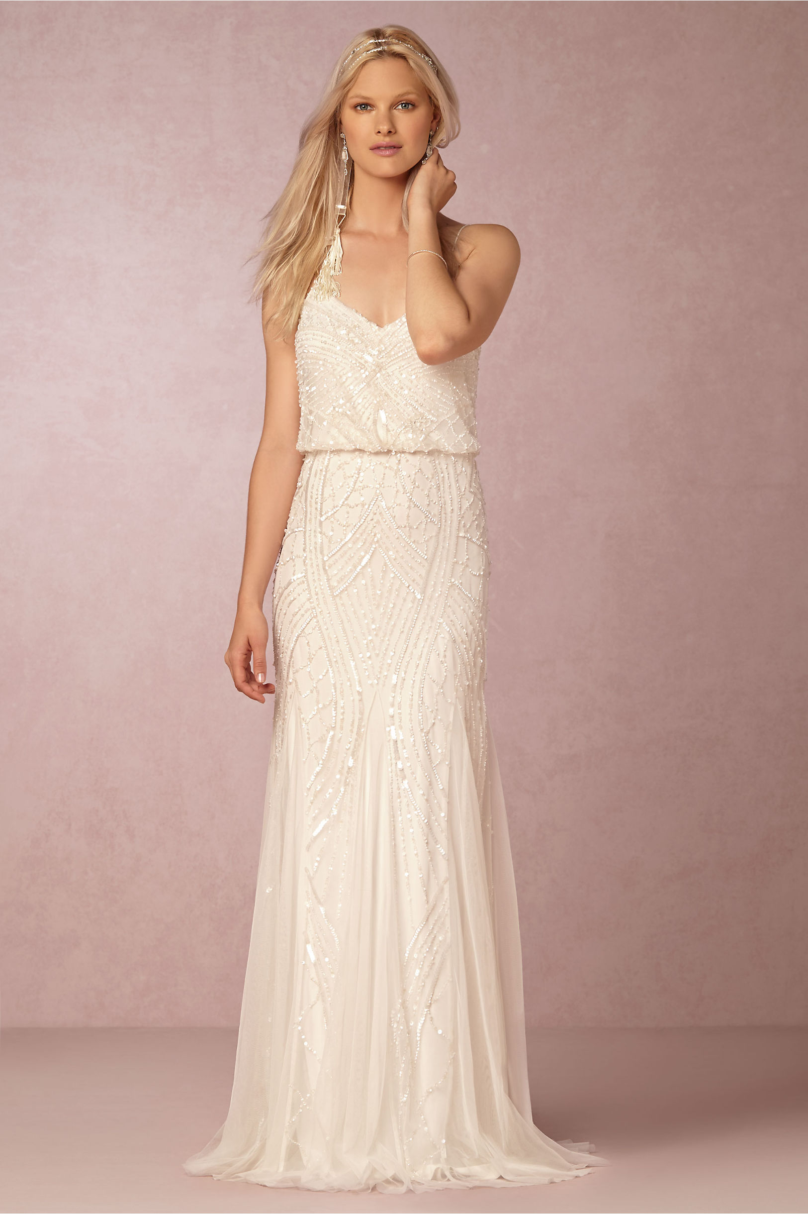 Grazia Dress in New   BHLDN