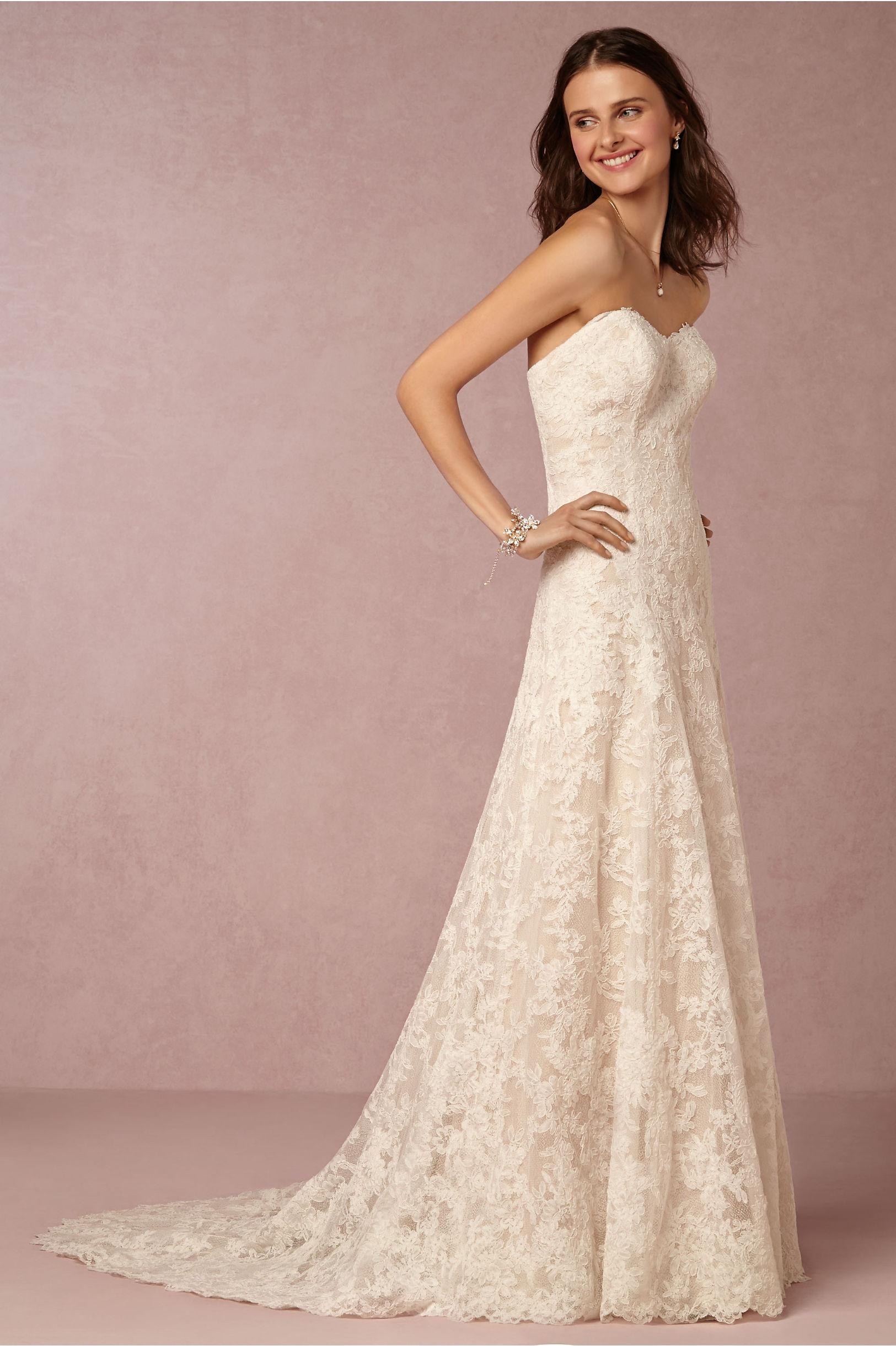 Lujoso Wedding Dress Watters Cresta - Ideas de Estilos de Vestido de ...