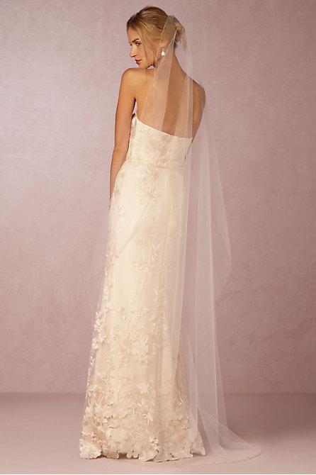 Ashton Gown in Bride | BHLDN