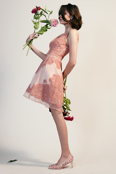 Yoana Baraschi Vintage Rose Celestina Dress | BHLDN