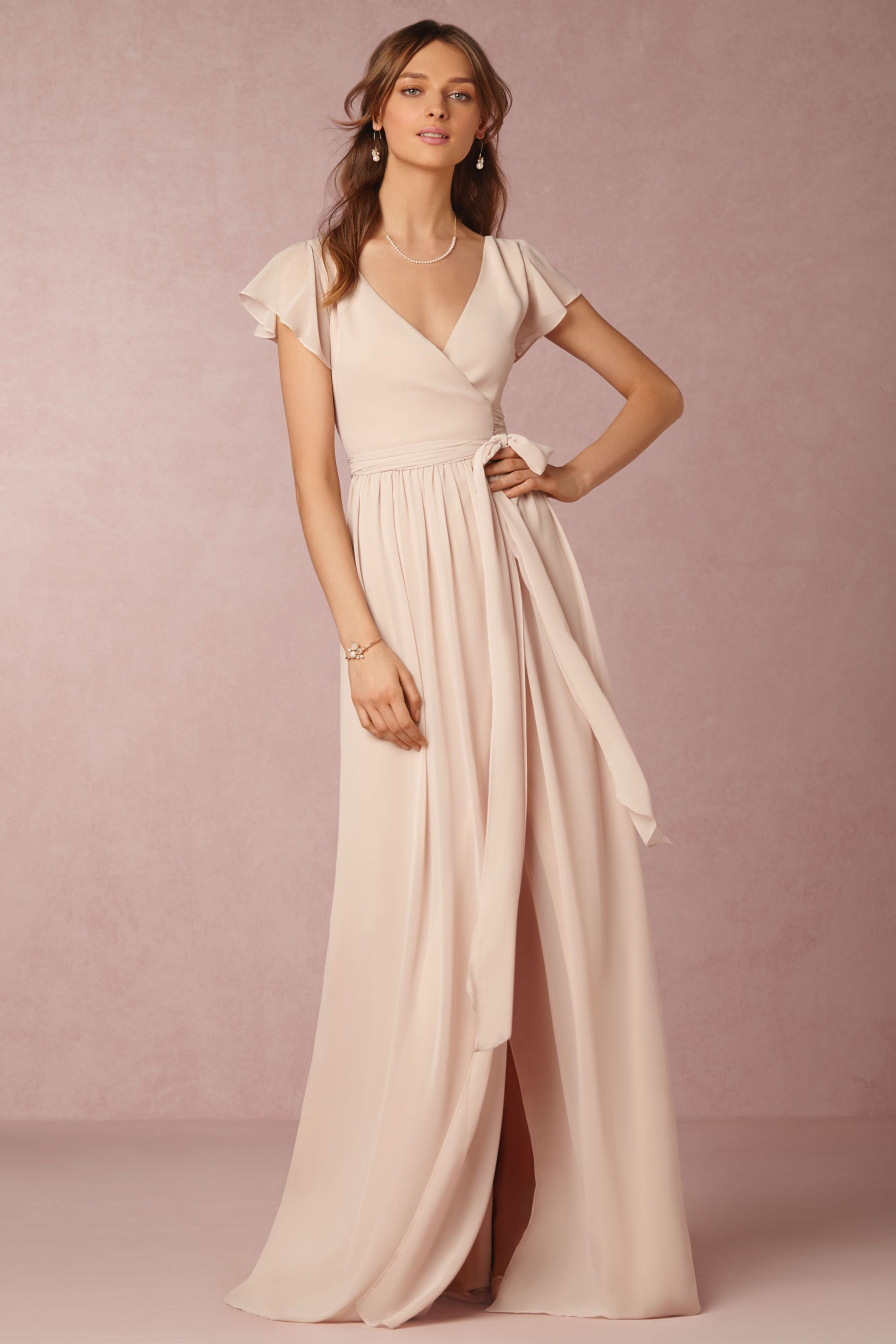 Bridesmaid dresses for spring weddings | via https://emmalinebride.com/bridesmaid/bridesmaid-dresses-spring-weddings/