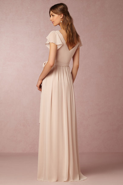 Joanna August Sand Zola Dress | BHLDN
