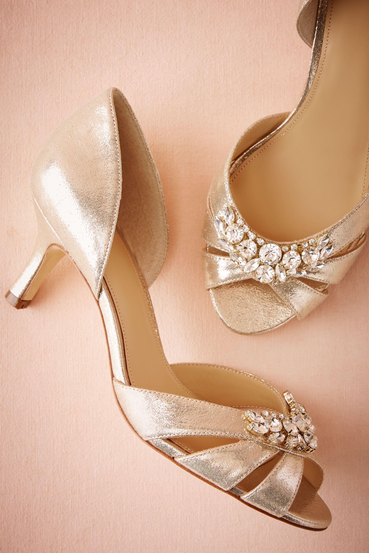 Martina d'Orsay Heels