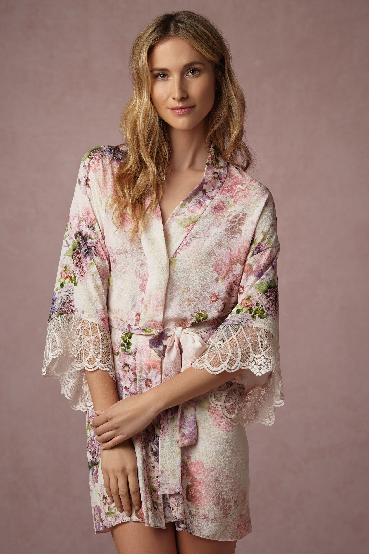 Floraline Robe