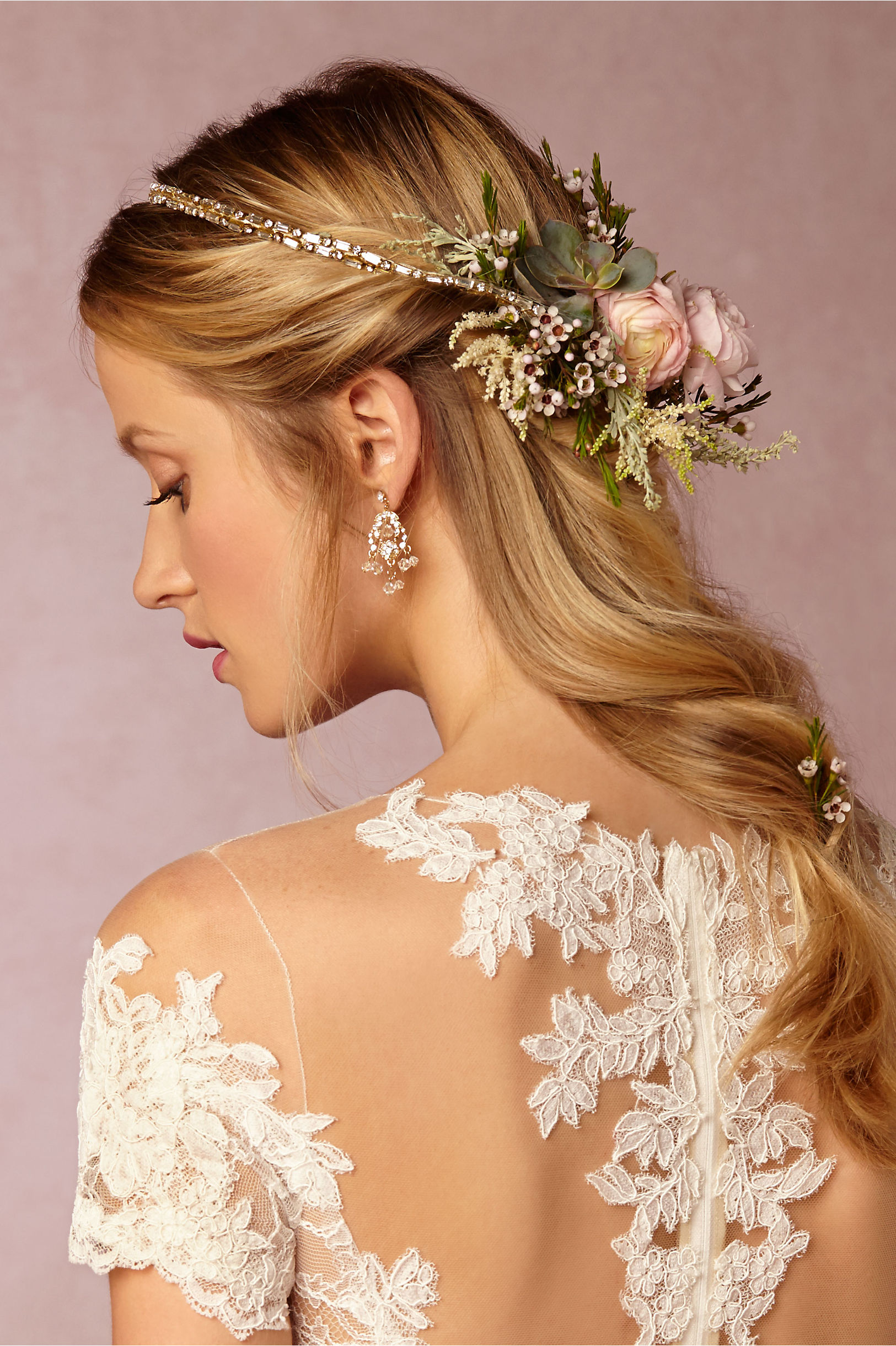 Gilt wire wreath in shoes accessories bhldn gold gilt wire wreath bhldn izmirmasajfo