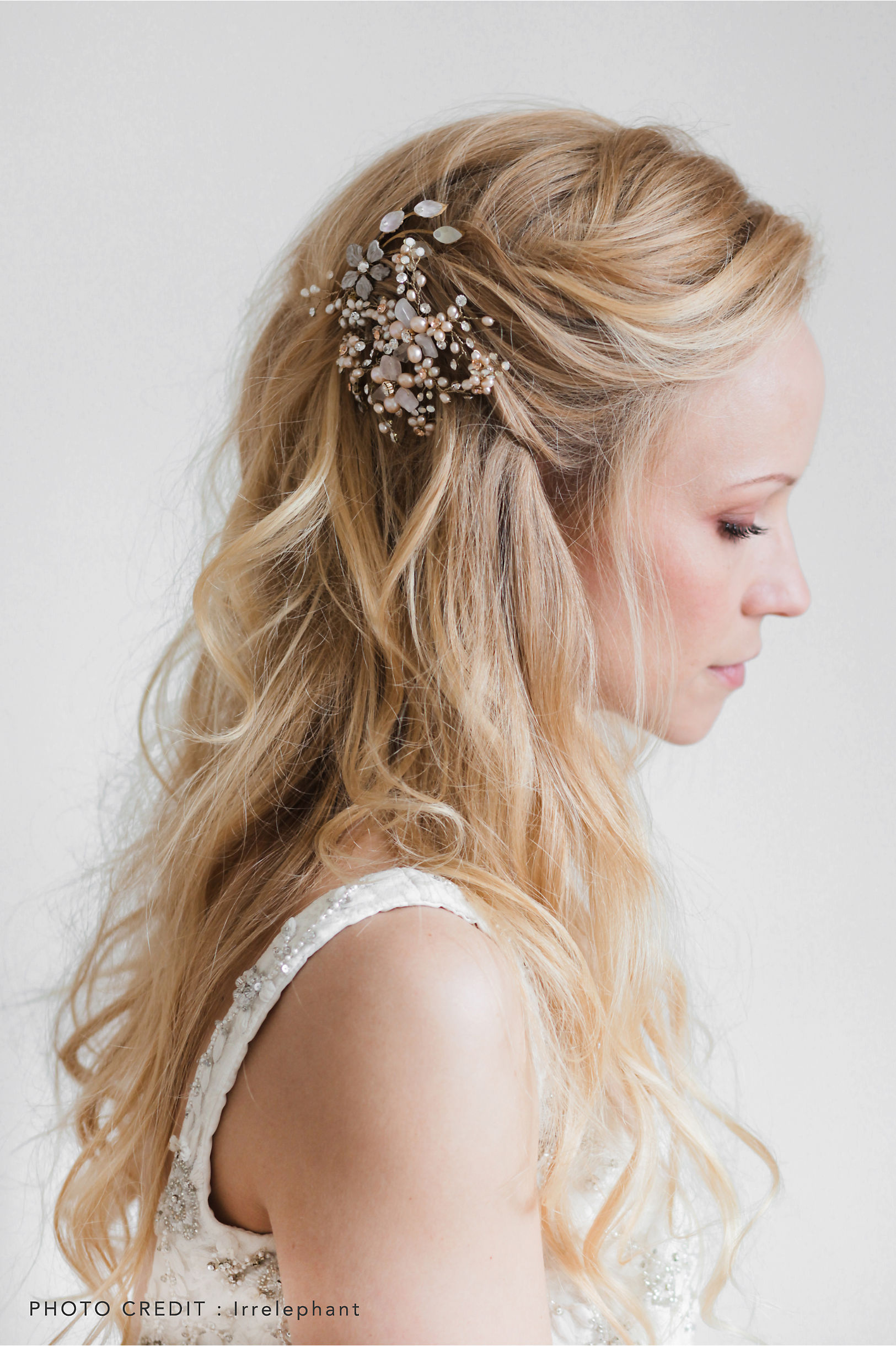 winter garden hair combs in sale | bhldn