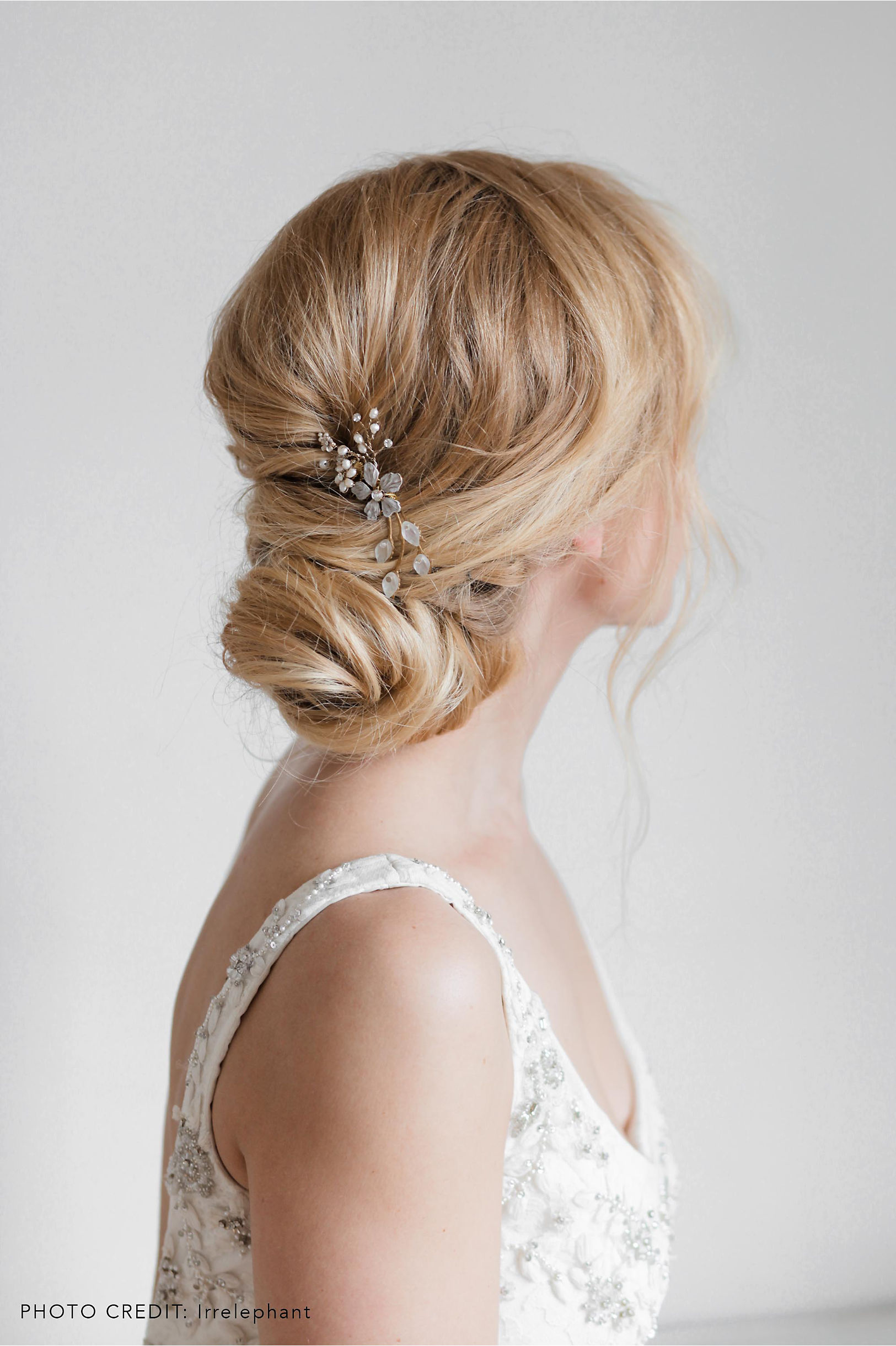 Winter Garden Hair Combs in Sale | BHLDN